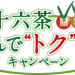 """十六茶W 飲んで""""トク""""するキャンペーン!新垣結衣オリジナルQUOカードプレゼント"""